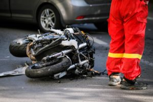picture of motorcycle accident in las vegas and reno and why you should always wear a motorcycle helmet