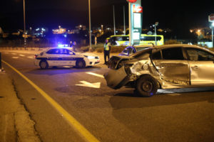 Vehicle accidents in Reno